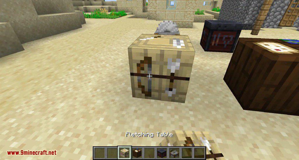Minecraft 1.14 Snapshot 18w46a Screenshots 5