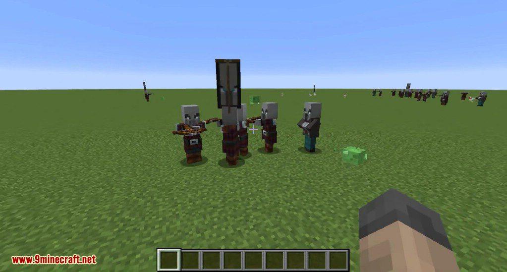 Minecraft 1.14 Snapshot 18w46a Screenshots 7