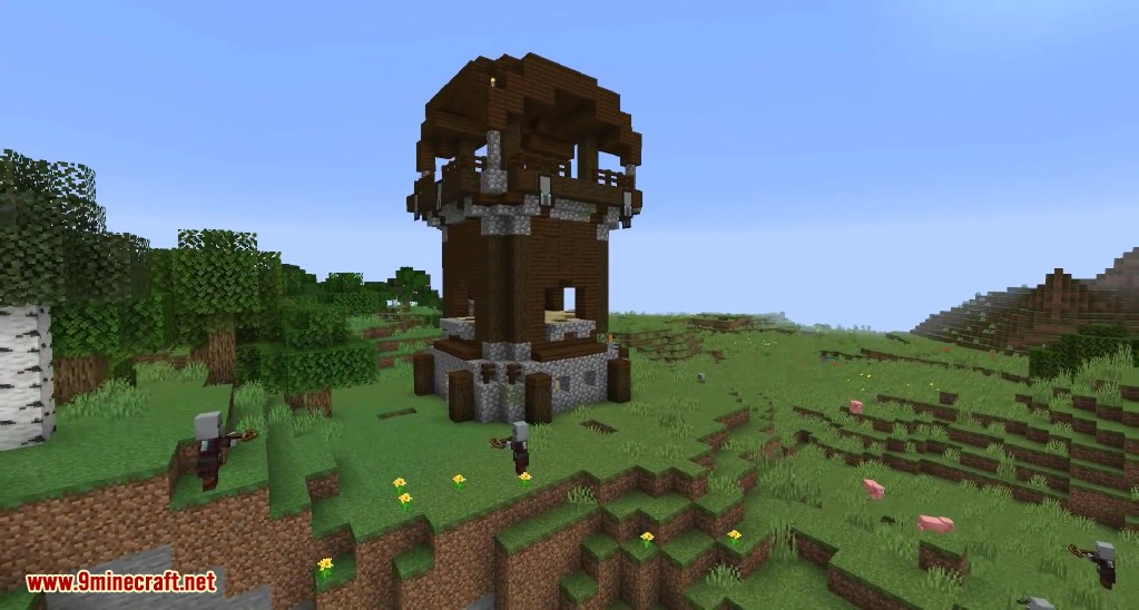 Minecraft 1.14 Snapshot 18w47b Screenshots 1
