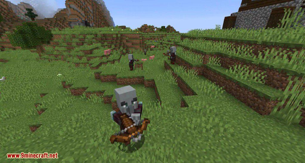 Minecraft 1.14 Snapshot 18w47b Screenshots 2