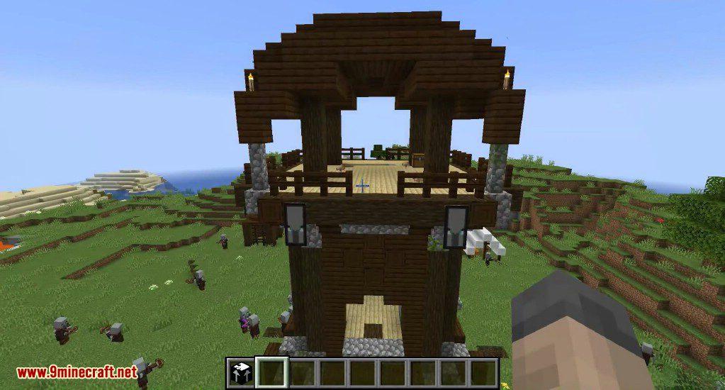 Minecraft 1.14 Snapshot 18w47b Screenshots 4