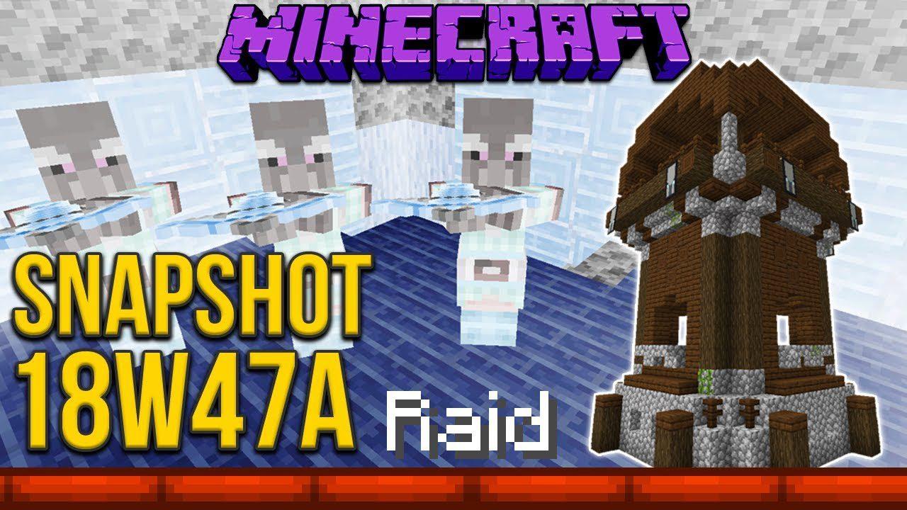Minecraft 1.14 Snapshot 18w47b