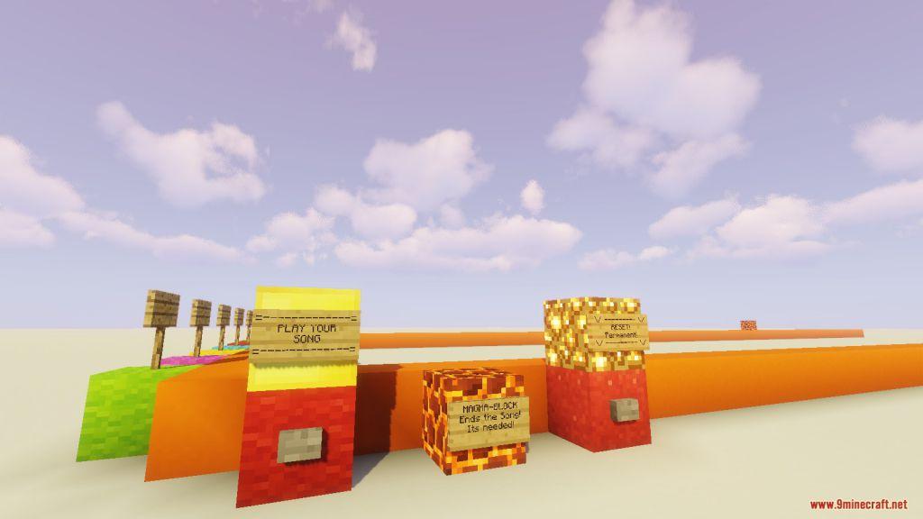 Minecraft MusicMaker Map Screenshots (1)