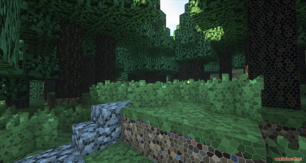 Mosaical Picasso Resource Pack Screenshots 6