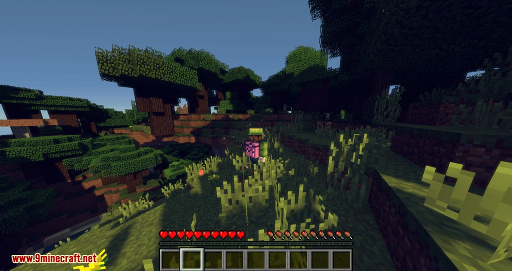 MultiBags mod for minecraft 09