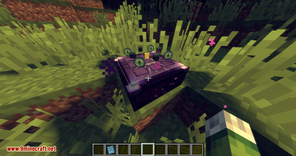 MultiBags mod for minecraft 10