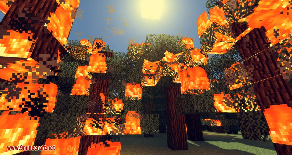No Fire Spread mod for minecraft 02
