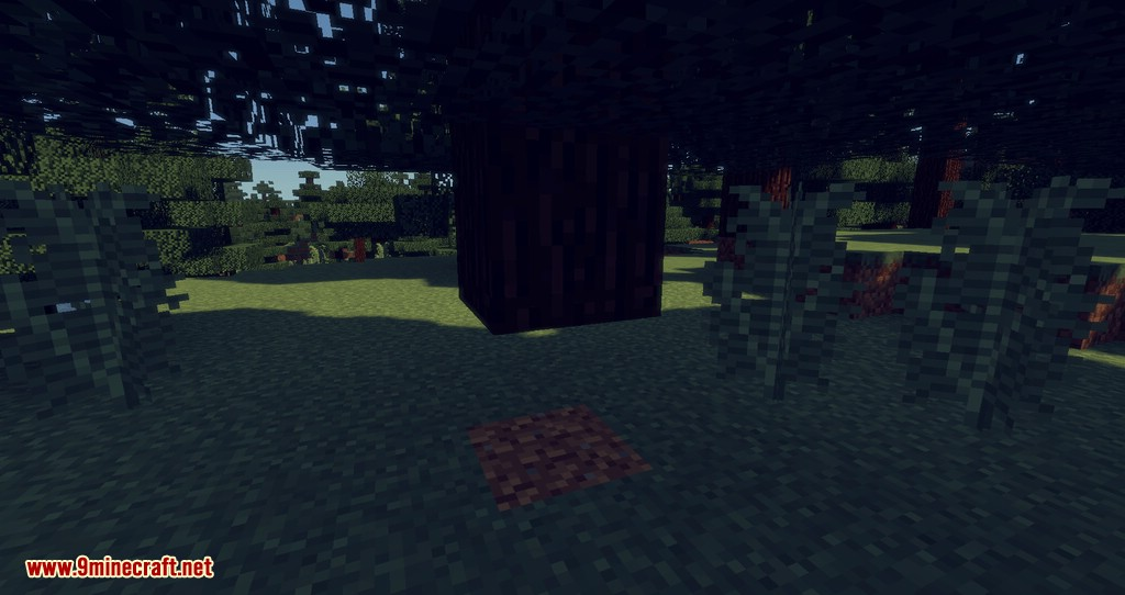 No Fire Spread mod for minecraft 07