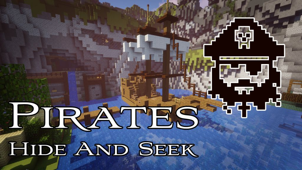 Pirates Hide And Seek Map 1 13 2 for Minecraft - 9Minecraft Net