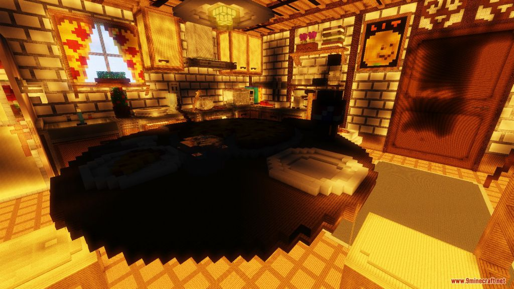 Pizza Hide And Seek Map Screenshots (5)