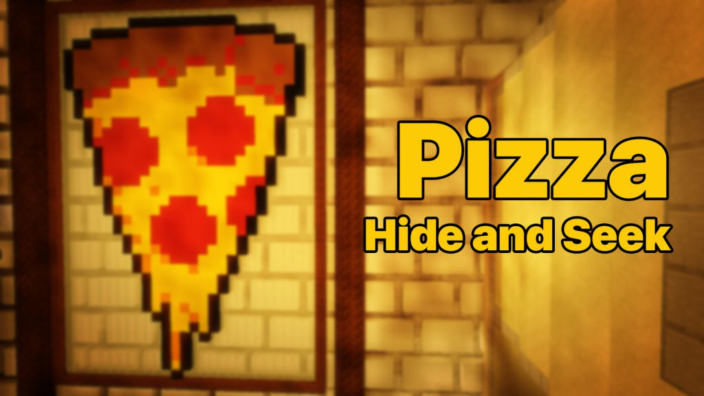 Pizza Hide And Seek Map Thumbnail