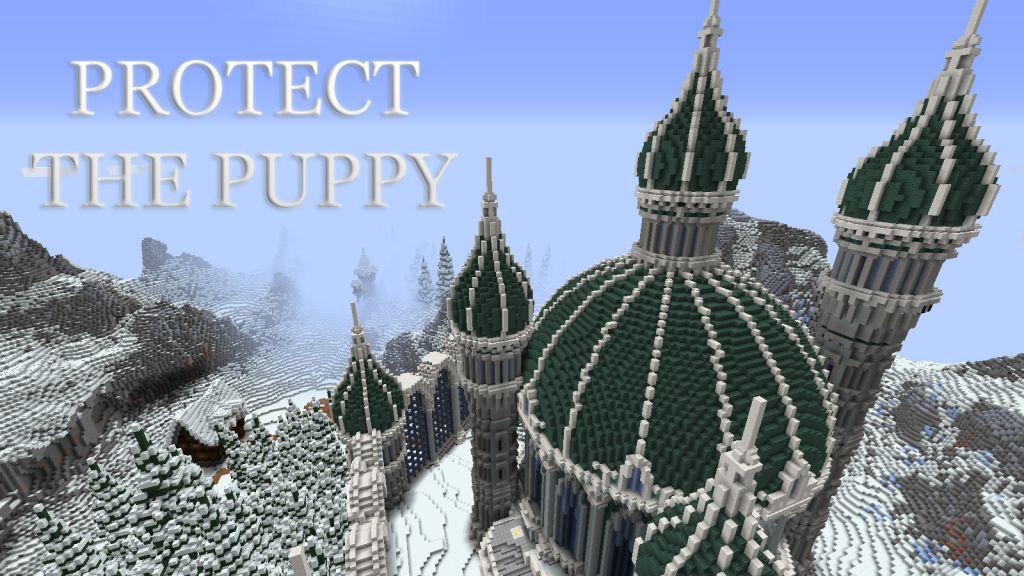 Protect The Puppy Map Thumbnail