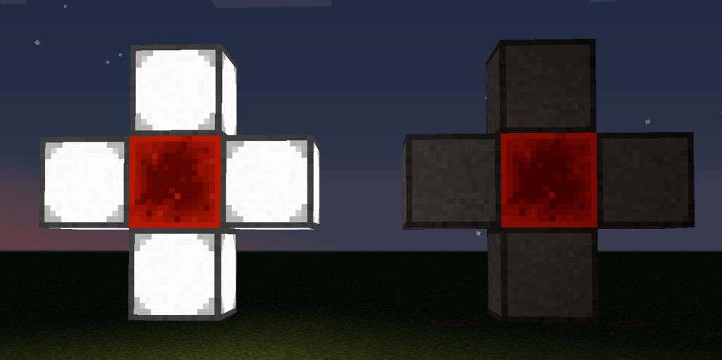 Simply Light mod for minecraft 12