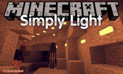 Simply Light mod for minecraft logo