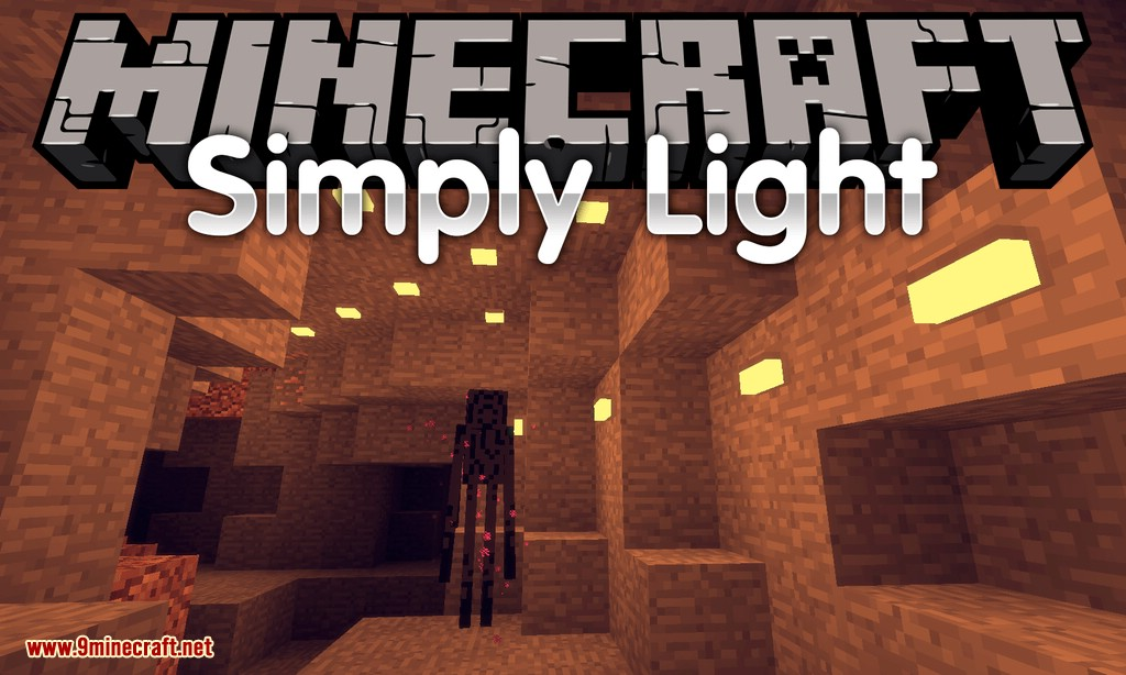 Simply Light Mod 1 16 3 1 15 2 New Decorative Light Furniture 9minecraft Net