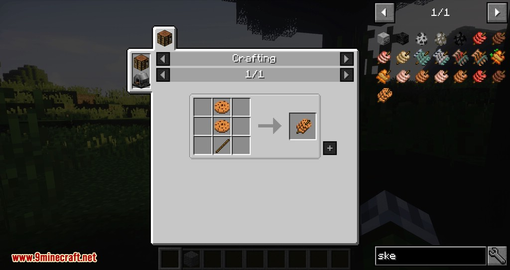 Skewers mod for minecraft 05