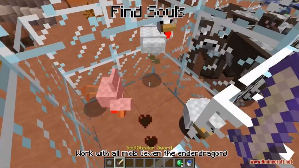 SoulShard Data Pack Map Screenshots 4