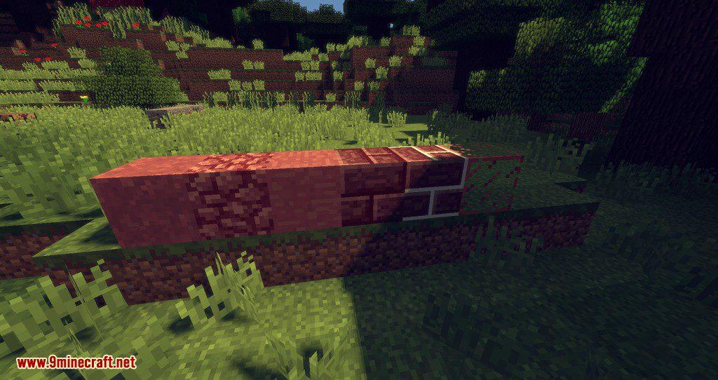 Subterranean Switcheroo mod for minecraft 08