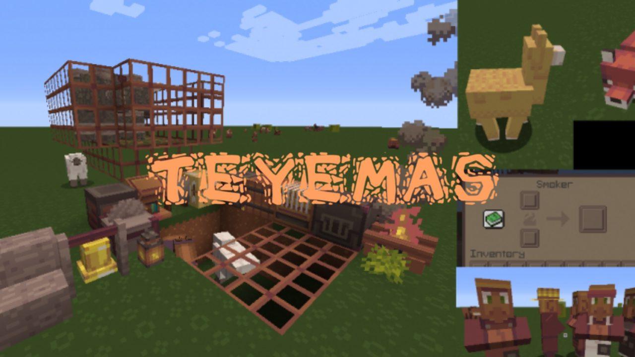 Teyemas Resource Pack