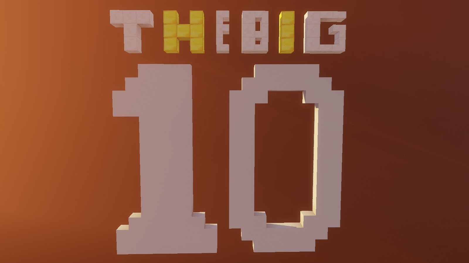 The Big 10 Map Thumbnail