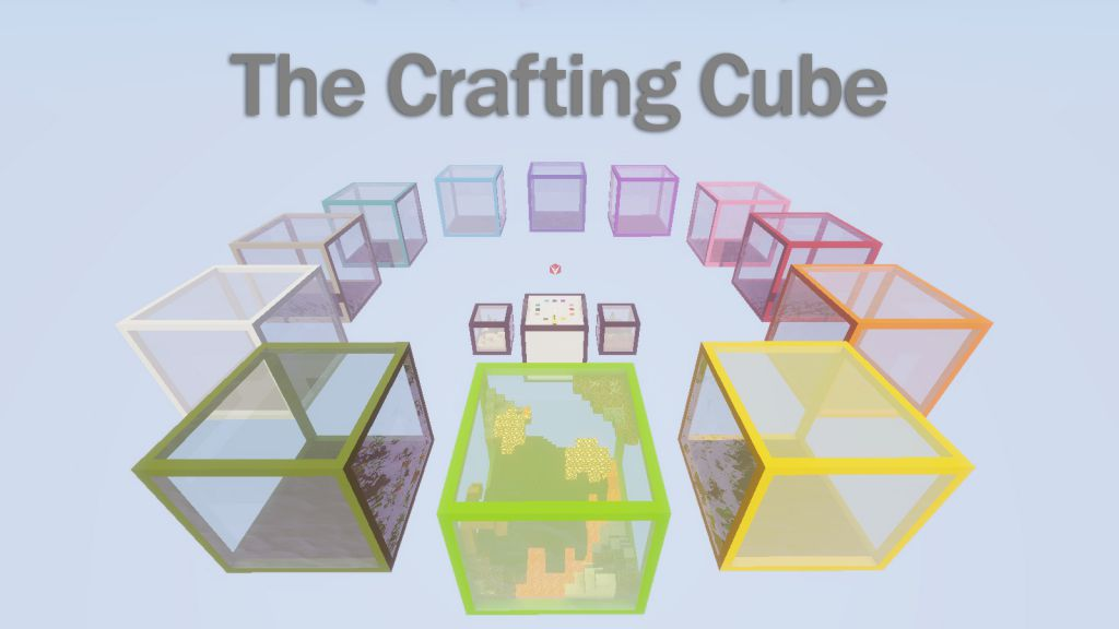 The Crafting Cube Map Thumbnail