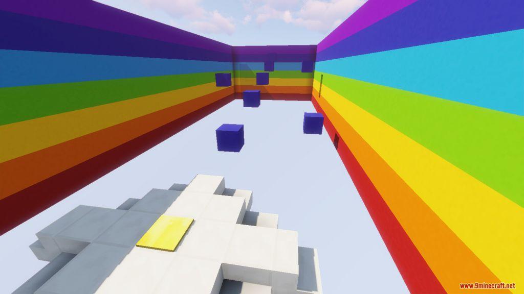 The Rainbow Parkour Map Screenshots (8)