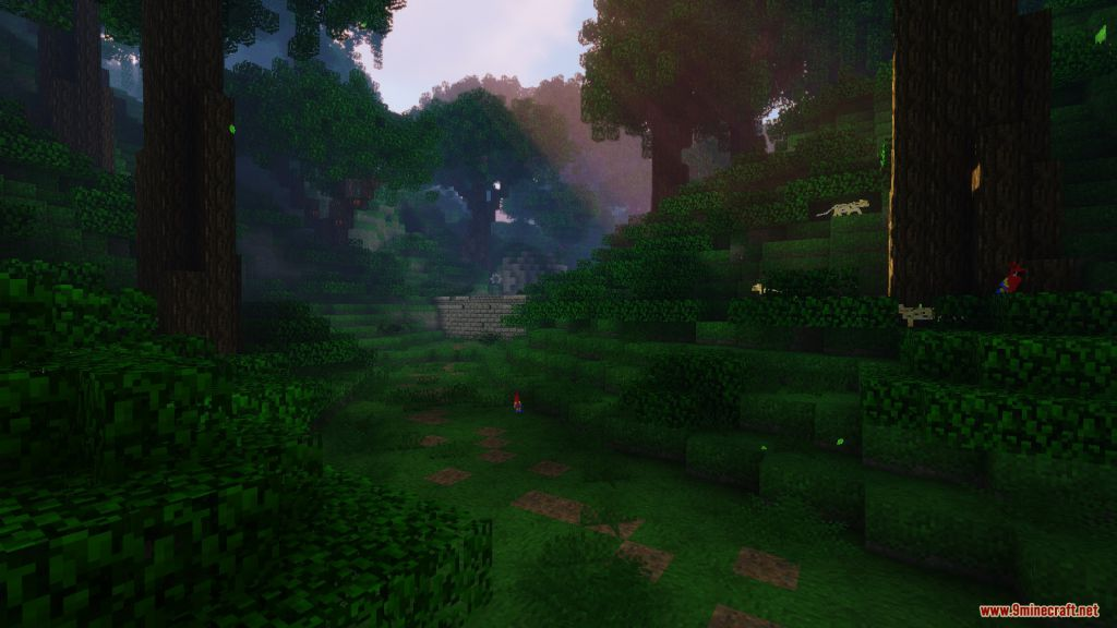 The Unseen Forces III Map Screenshots (1)