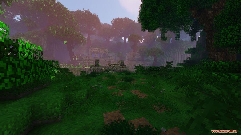 The Unseen Forces III Map Screenshots (10)
