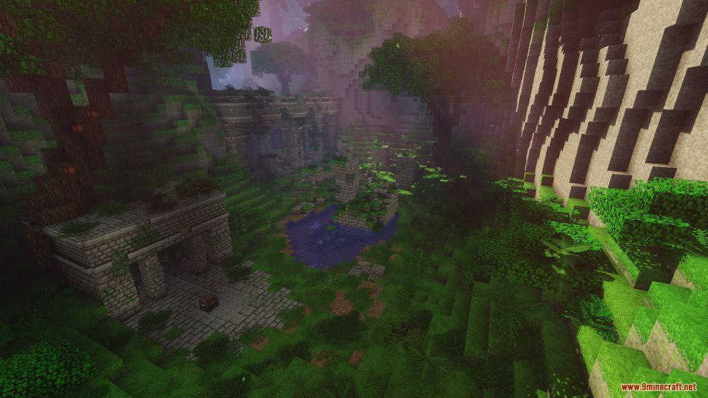 The Unseen Forces III Map Screenshots (7)
