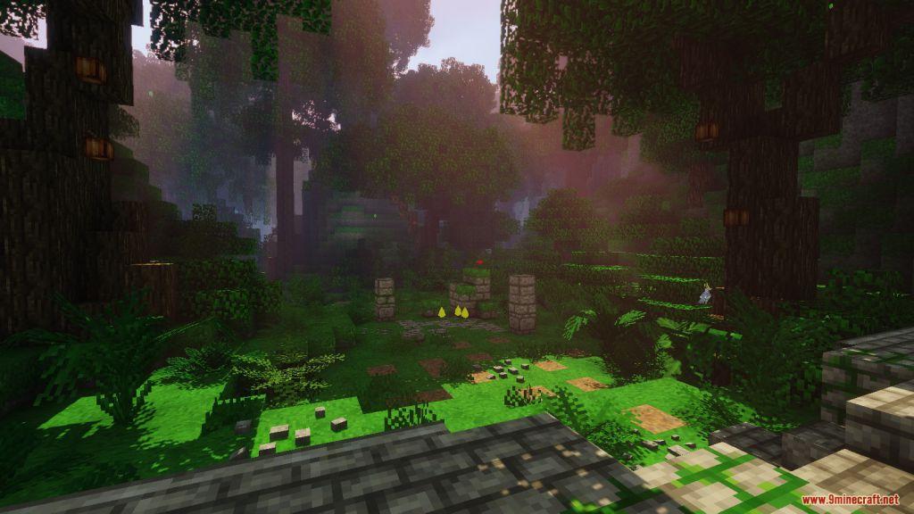 The Unseen Forces III Map Screenshots (9)