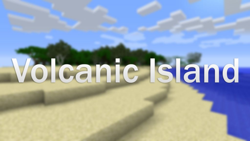 Volcanic Island Survival Map Thumbnail