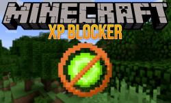 XP Blocker mod for minecraft logo