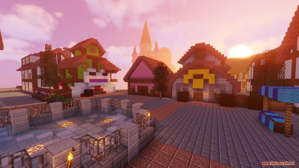 Zelda Battle Arena Map Screenshots (1)