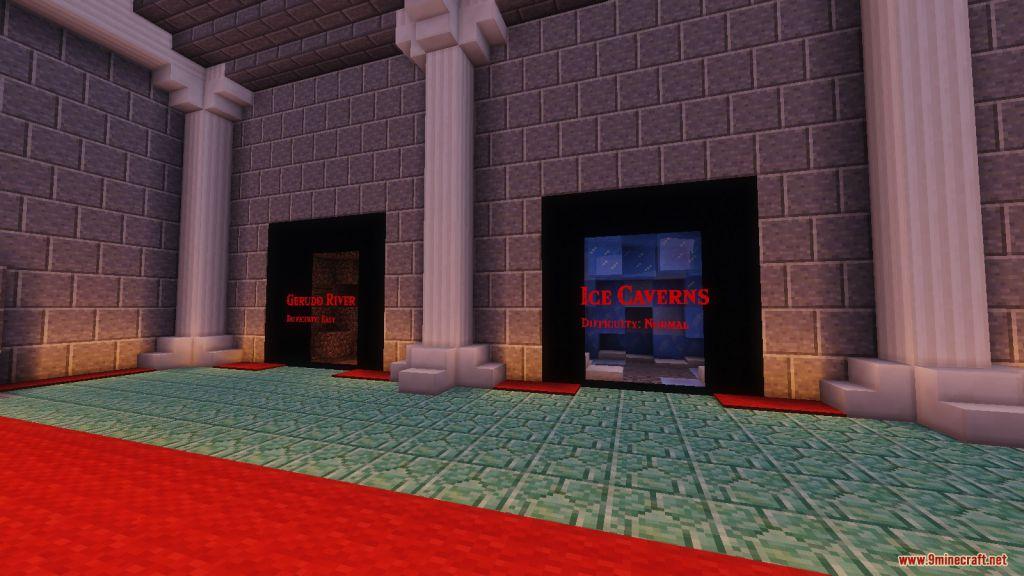 Zelda Battle Arena Map Screenshots (10)