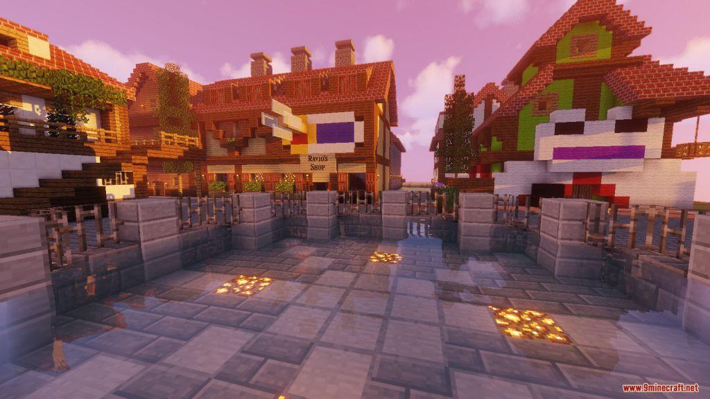 Zelda Battle Arena Map Screenshots (6)