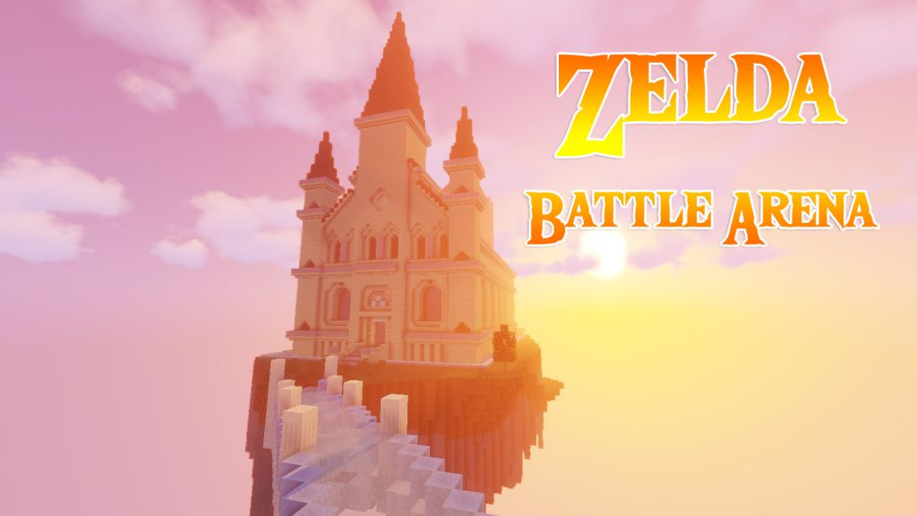 Zelda Battle Arena Map Thumbnail