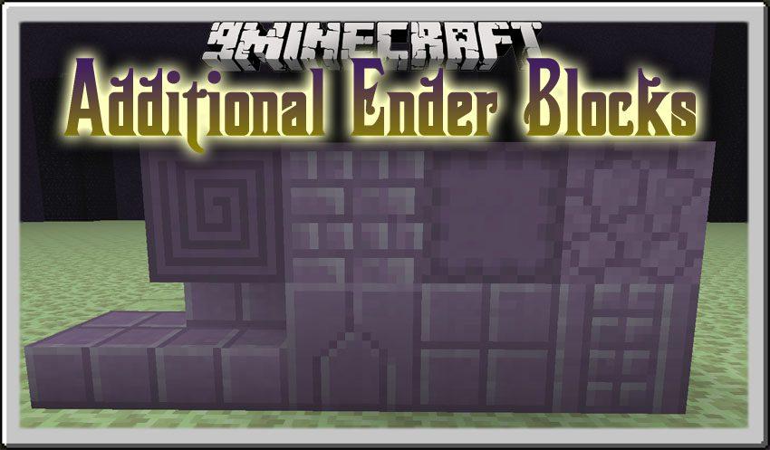 Additional Ender Blocks Mod