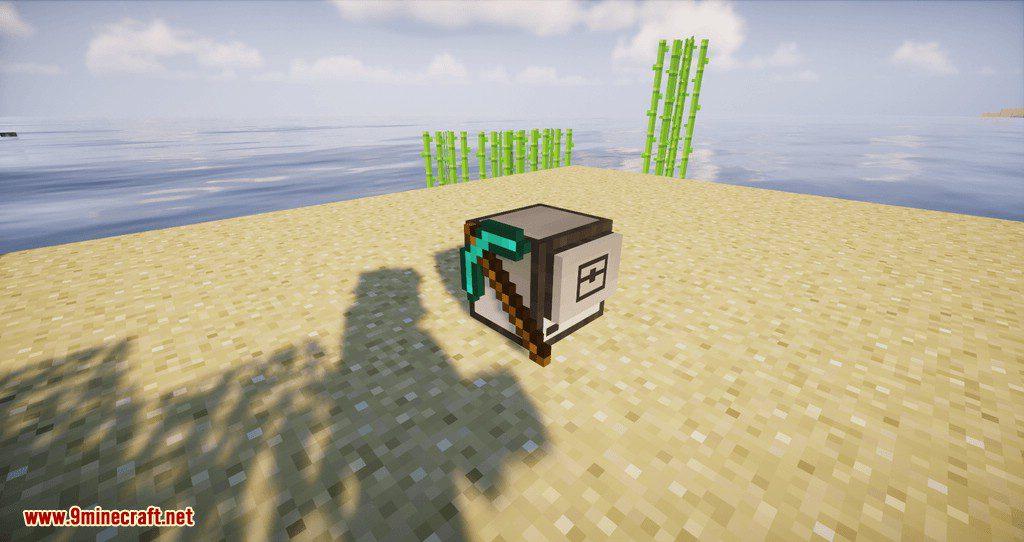 CC Tweaked mod for minecraft 07