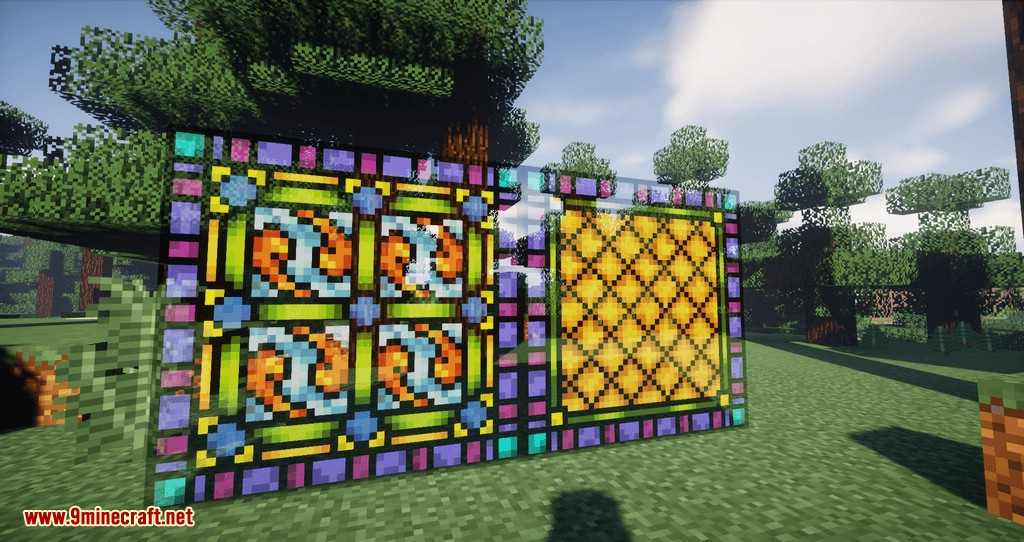 Cathedral mod for minecraft 02
