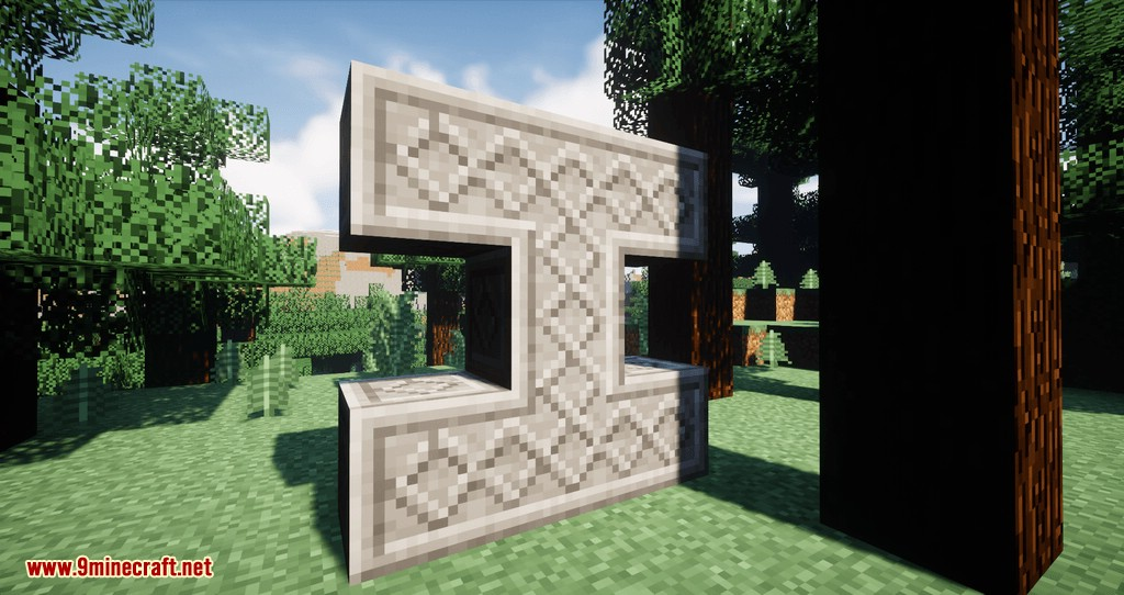 Cathedral mod for minecraft 06