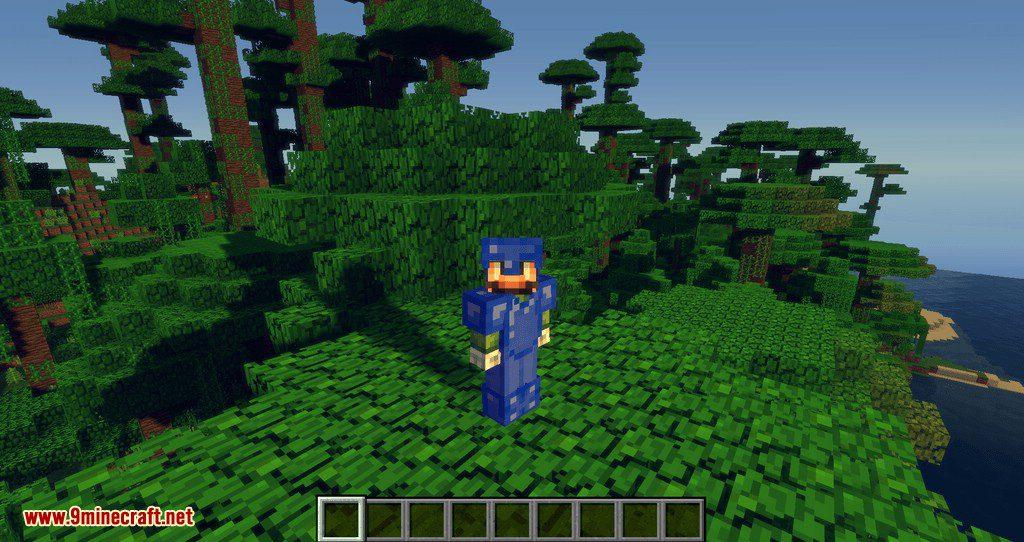 Cobalt Mod for minecraft 01
