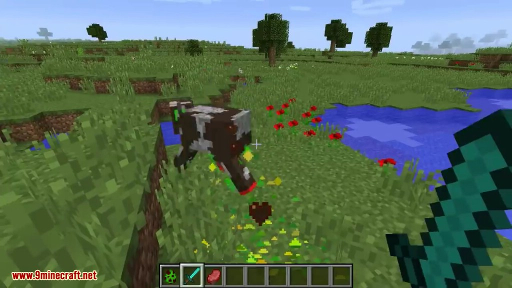 Crazy Animals Mod 1 12 2 Buffed Cows 9minecraft Net