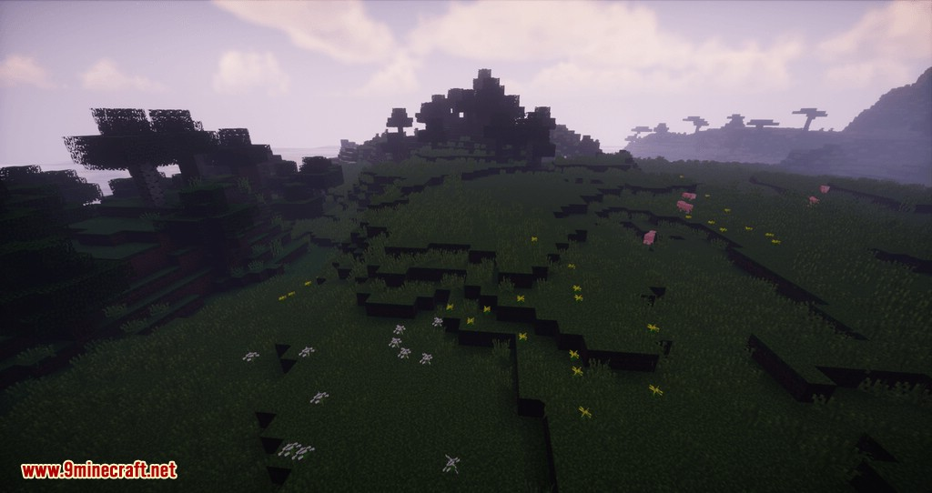 Desire Paths mod for minecraft 01