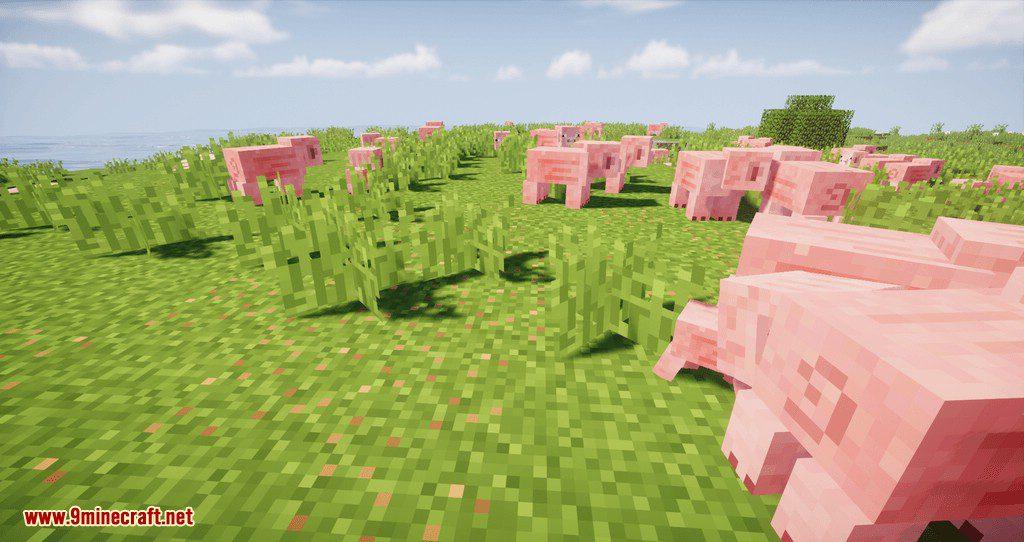 Desire Paths mod for minecraft 06