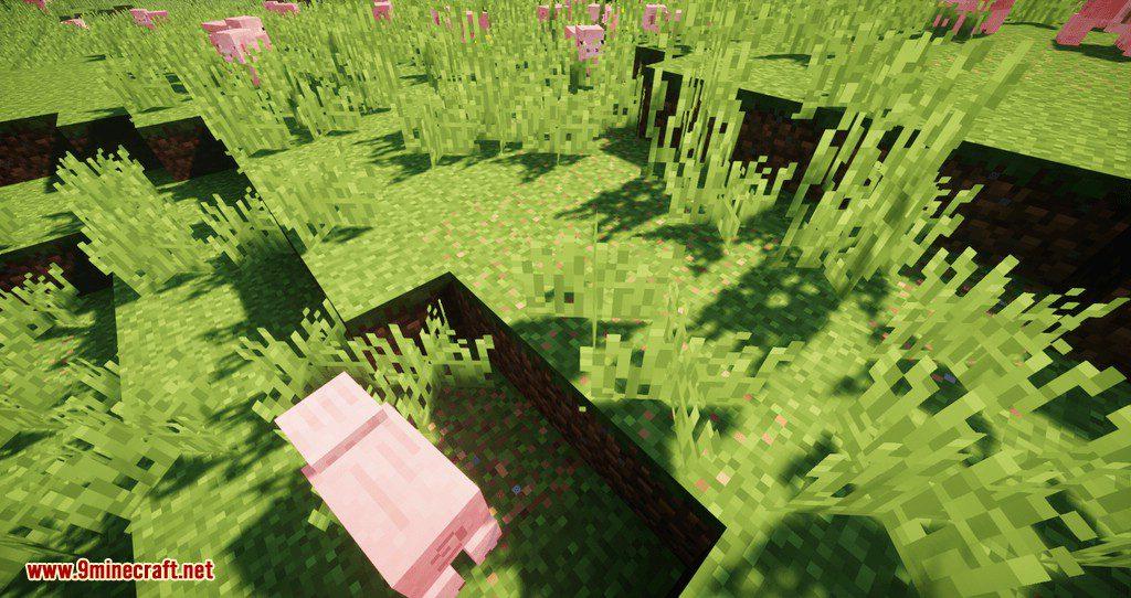 Desire Paths mod for minecraft 07