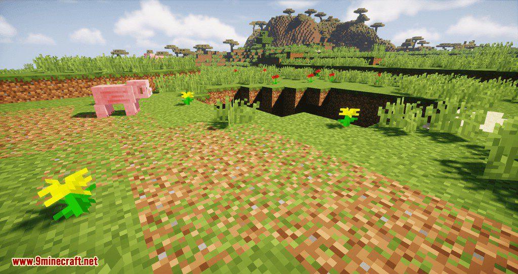 Desire Paths mod for minecraft 09