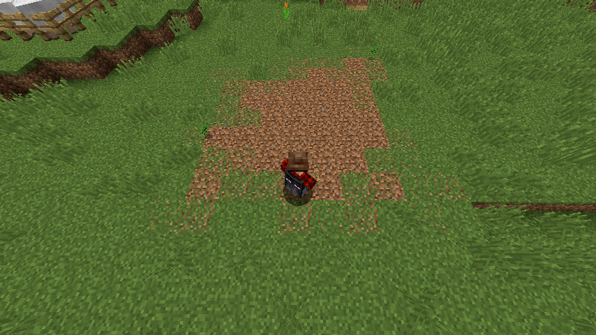 Desire Paths mod for minecraft 23
