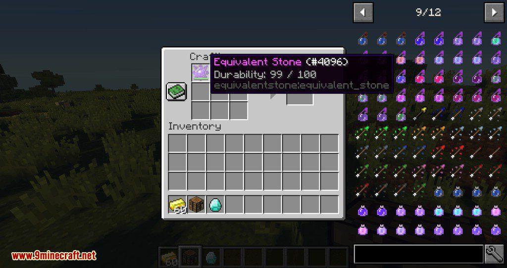 Equivalent Stone mod for minecraft 06