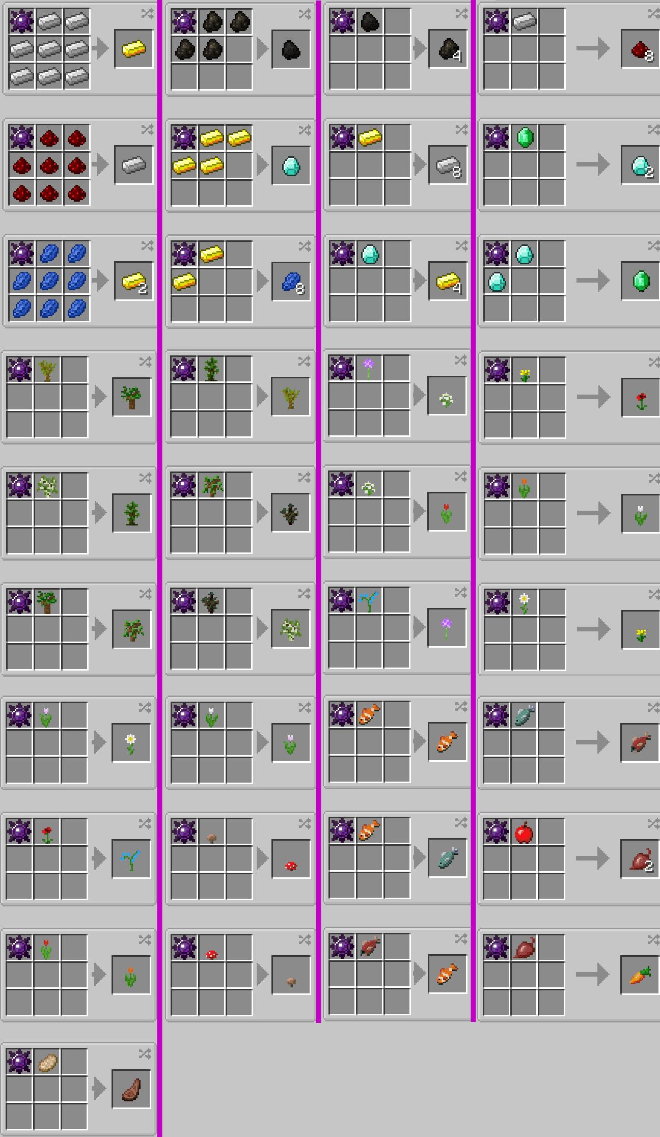 Equivalent Stone mod for minecraft 20