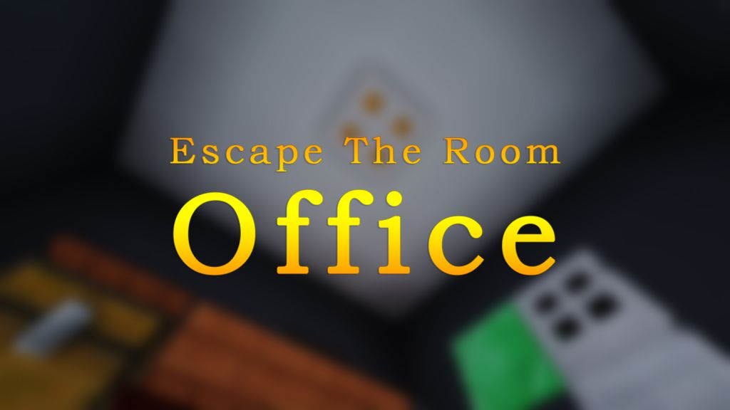 Escape The Room Office Map Thumbnail